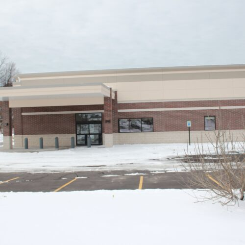 Ludington Retal Building 1