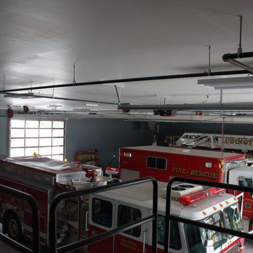 Ludington Fire Dept 3