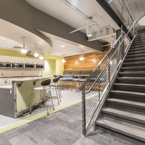 Fogg Filler Office Addition and Expansion 5