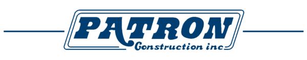 Patron Construction INC. Logo